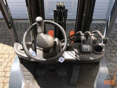 Поставка двух автопогрузчиков Toyota для ТОВ ''Твоя Логистика''